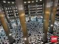 Tampung 59 Ribu Orang, Masjid Akbar Surabaya Tetap Jumatan