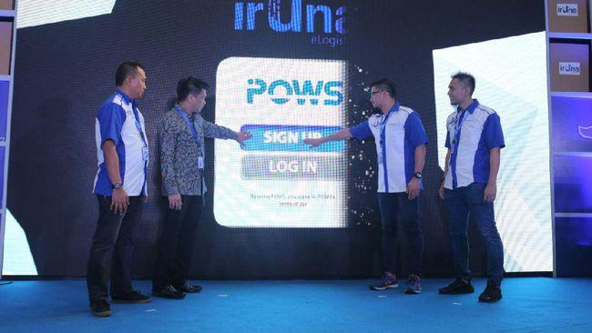 Iruna eLogistics menahbiskan diri sebagai perusahaan e-Logistics pertama di Indonesia, yang memberikan platform solusi back-end untuk transaksi dagang
