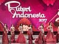 Bunga Jelitha Terpilih jadi Puteri Indonesia 2017