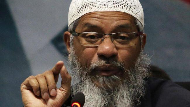 Pemerintah India dilaporkan bakal mendesak Interpol untuk merilis red notice terhadap dai kondang yang kini berstatus penduduk tetap di Malaysia, Zakir Naik.