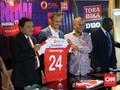 Odemwingie Resmi Gabung ke Madura United