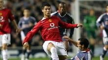 Mantan Gelandang MU Pernah Habis Napas Kejar Ronaldo