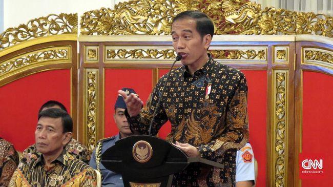 Jokowi menegaskan, perubahan ke arah yang lebih baik harus segera terjadi apabila tak mau ditinggal negara lain akibat globalisasi dan perkembangan teknologi.