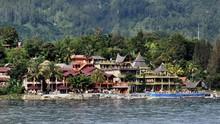 PUPR Targetkan Jembatan ke Pulau Samosir Selesai 2022