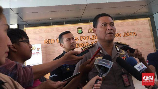 Polisi: Indra J Piliang Sudah Setahun Gunakan Sabu