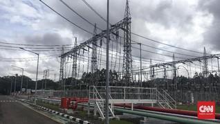 Indonesia Impor Listrik Malaysia 100-120 MW pada 2020
