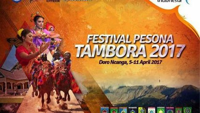 Festival Tambora 2017 Siap Gemparkan NTB