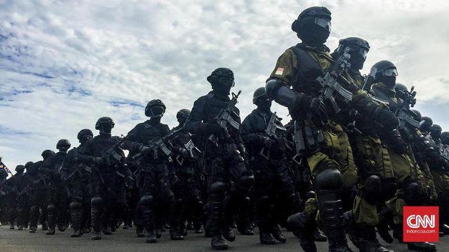 Pelibatan TNI dalam pemberantasan terorisme dinilai sebagai gejala lanjutan dari militer yang ingin kembali ke pelbagai sendi kehidupan sipil.