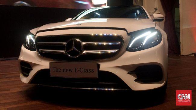 Mercedes-Benz Indonesia Sudah Dapat Teguran dari Ditjen Pajak