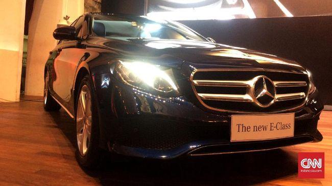 Mercedes-Benz Distribution Indonesia (MBDI) masih menunggu surat resmi yang dikeluarkan Kementerian Perindustrian.