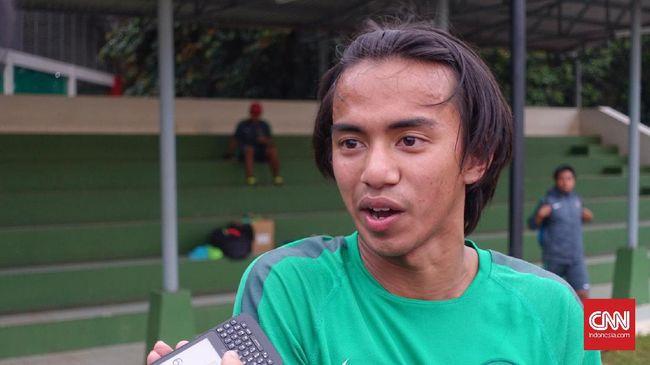 Rafid Habibie yang baru saja resmi dikontrak klub Liga 1 2019 Borneo FC selalu mengingat pesan dari mendiang Presiden ketiga RI BJ Habibie.