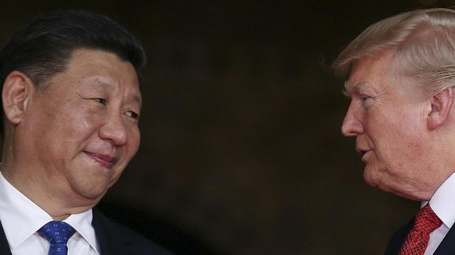 Perang Dagang, China Siap Balas Ancaman Tarif Baru AS