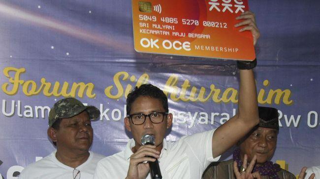Co-Founder OK OCE mengklaim pelatihan program yang diusung Anies-Sandi itu telah menunjukkan andil pada penerimaan pajak pemprov DKI Jakarta tahun lalu.