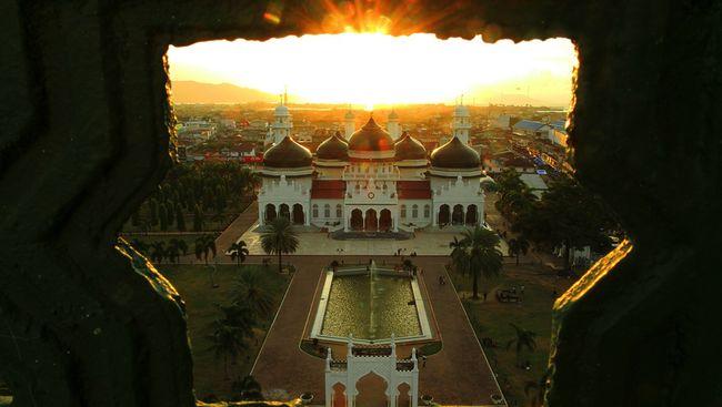Provinsi Aceh menebarkan pesona di Kota Gudeg Yogyakarta dalam acara Pesona Aceh yang digelar pada 14 hingga 16 April 2017.