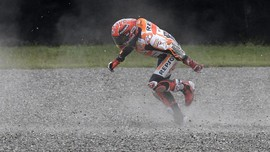 Marc Marquez, Monster Penguasa MotoGP yang Terluka