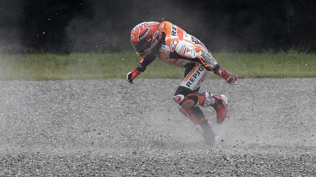 Marc Marquez menghadapi tantangan terberat dalam karienrya justru ketika seharusnya ia berada dalam periode emas sebagai pembalap.