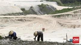 Harga Logam Tanah China Anjlok Gara-gara Persaingan Lokal