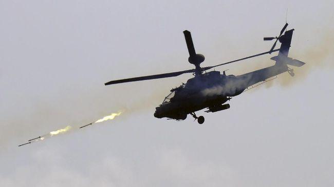 Prancis melaporkan 13 tentara angkatan darat tewas saat menjalankan operasi Barkhane dalam sebuah kecelakaan helikopter.