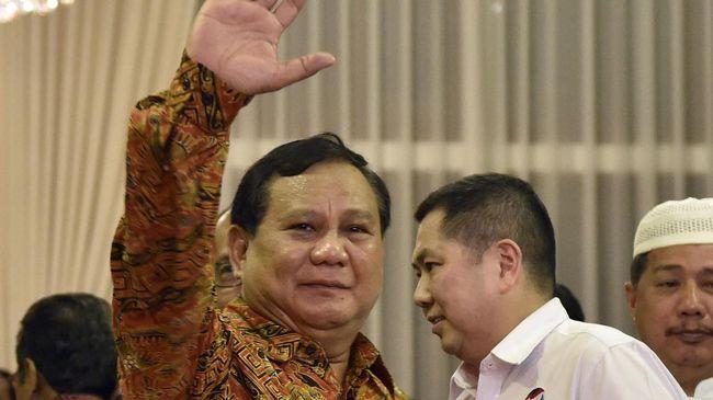 Fadli Zon Bandingkan Prabowo dengan Trump dan Reagan