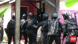 Polisi Tangkap 5 Terduga Teroris Jaringan MIT di Sulteng
