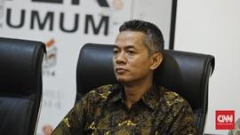 KPK Tahan Komisioner KPU di Rutan Guntur