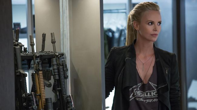 Waralaba film Fast & Furious dikabarkan sedang menggarap film lepas terbaru yang fokus pada karakter Chiper (Charlize Theron).