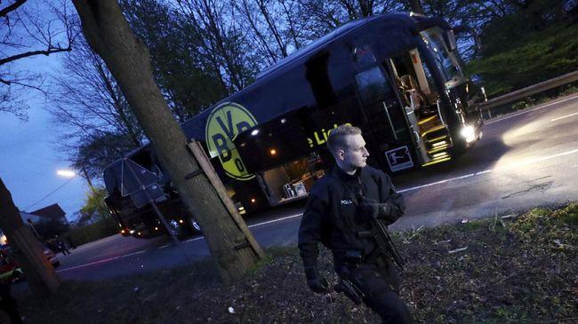 Kepala jaksa federal Jerman menyatakan, pelaku teridentifikasi bernama Sergei V, seorang pria berusia 28 tahun yang memegang kewarganegaraan Jerman dan Rusia.
