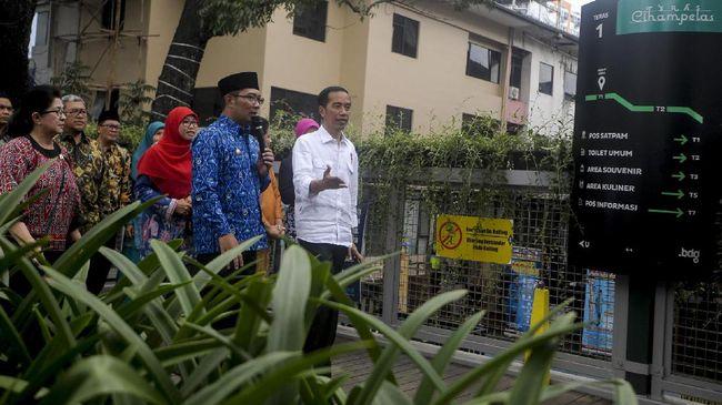 Gubernur Jabar Ridwan Kamil meminta bantuan Pusat dan mengaku kalah dengan Jakarta dalam hal tes Covid-19.
