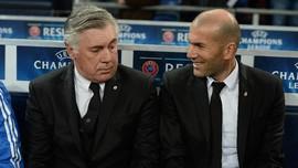 7 Fakta Ancelotti Pelatih Baru Real Madrid