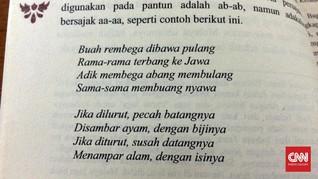 Pantun, Budaya Indonesia-Malaysia di Daftar Warisan UNESCO