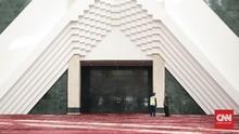 Masuk Soetta Tanpa SIKM, Diisolasi di Masjid Hasyim Asyari