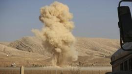 11 Tewas Usai Kendaraan Injak Ranjau Darat di Afghanistan