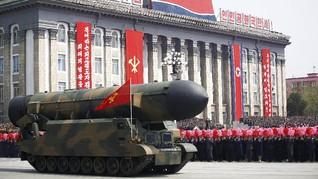 Pindahkan Rudal, Korut Diduga Siapkan Uji Coba Senjata Baru