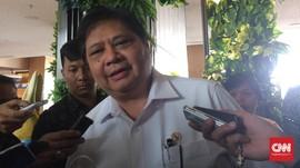 Airlangga: Parpol Minta Profesional Dilibatkan di Omnibus Law