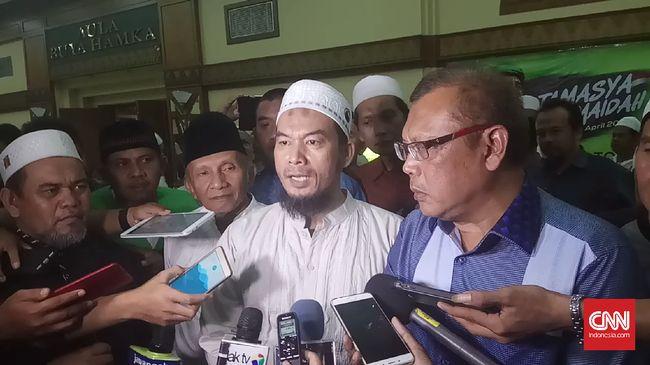 Presidium Tamasya Al Maidah menyatakan kasus penangkapan Asma Dewi merupakan bentuk kriminalisasi oleh rezim penguasa.