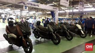 Yamaha Perpanjang Penutupan Pabrik, Ikut Jadwal PSBB DKI