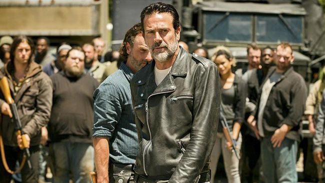 Memasuki paruh ke-2 musim ke-8 'The Walking Dead', pihak rumah produksi menyebut bakal ada karakter zombie baru.