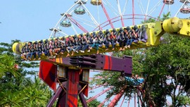 Libur Panjang, Tempat Wisata DKI Tampung 25 Persen Pengunjung