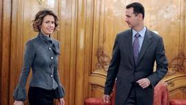 Assad, dari Dokter Mata hingga Presiden Suriah Bertangan Besi