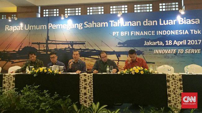 Bursa Efek Indonesia (BEI) menyatakan bahwa penjualan 42,81 persen saham BFI Finance yang dilakukan di tengah konflik dengan PT Aryaputra Teguh bisa jalan.