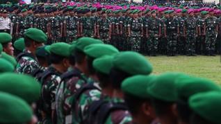 Kawal New Normal, TNI-Polri di Jabar Klaim Tak Bersenjata