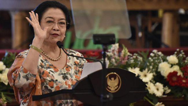 Megawati mengatakan, Bung Karno pernah menyatakan bahwa raihan kemerdekaan sama seperti pembangunan jembatan emas.