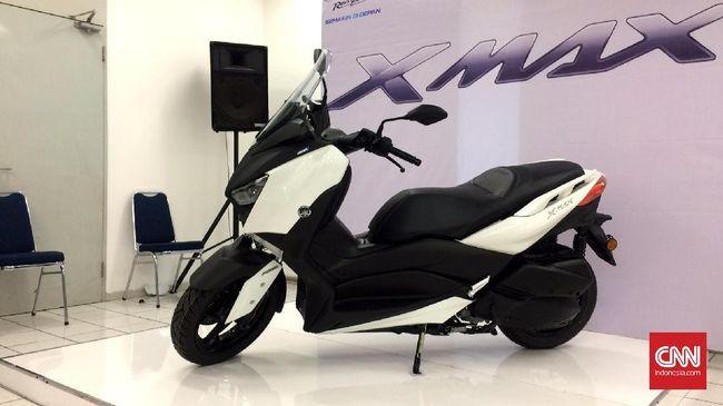 Yamaha Xmax Rakitan Pulogadung Diekspor Ke Eropa