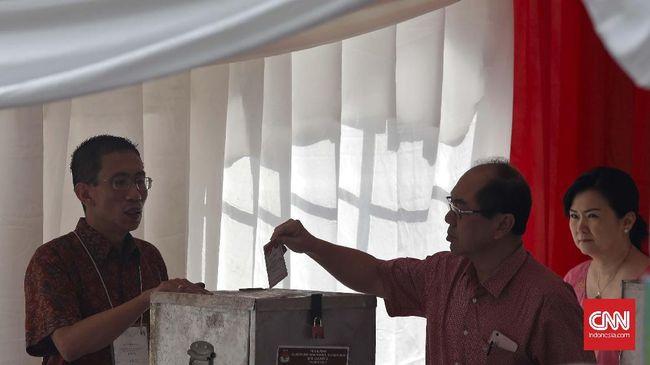 Ketua KPU Arief Budiman menegaskan kasus korupsi yang menjerat Wahyu Setiawan tak berkaitan dengan pihaknya secara kelembagaan.