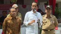 Keunikan TPS dan Pesan Jokowi di Pilkada DKI