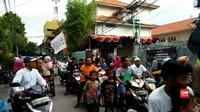 Parade Pembuka Kemenangan Anies-Sandi