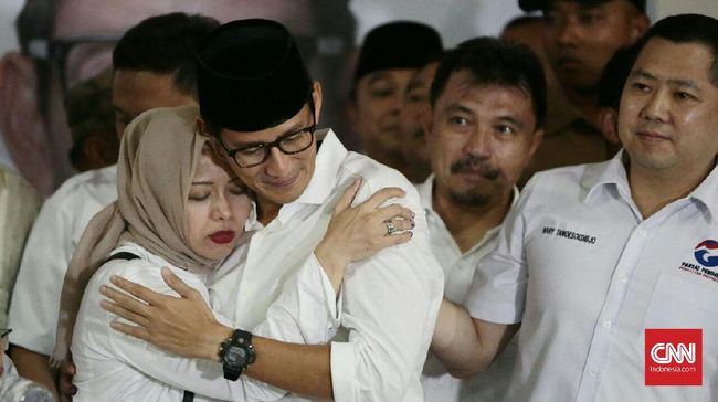 Image Result For Sandiaga Uno Nur Asia