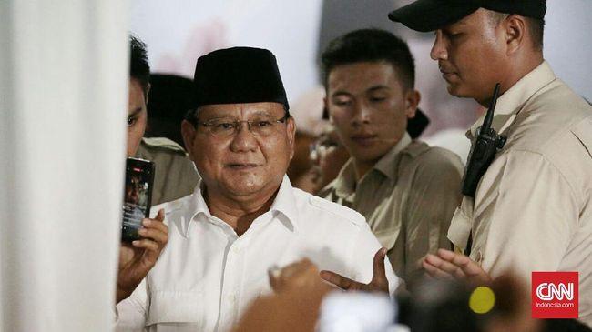 Ajang Pilpres 2019 diprediksi mempertemukan kembali Joko Widodo dan Prabowo Subianto --yang sudah mendapat dukungan penuh dari Gerindra.