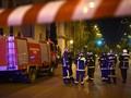 Bank di Yunani Hancur akibat Serangan Bom