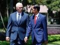 Analis: Kunjungan Pence Kompensasi Hengkangnya AS dari TPP